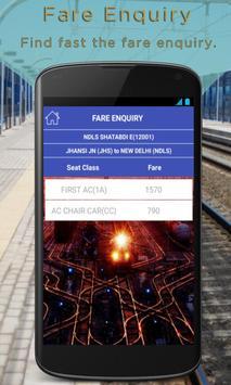 Check PNR Status India Railway apk screenshot