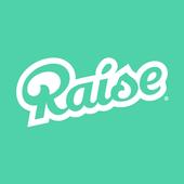 Raise icon