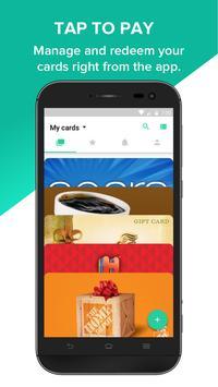 Raise - Discounted Gift Cards apk screenshot