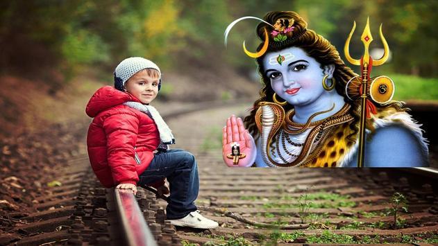 Mahakal Shiva DP Maker screenshot 2