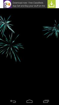 Lovely Fireworks apk screenshot