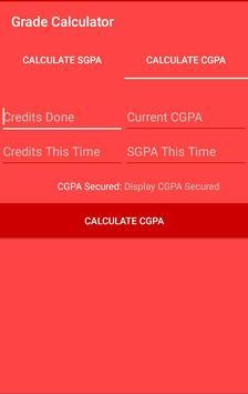 Grade Calculator apk screenshot