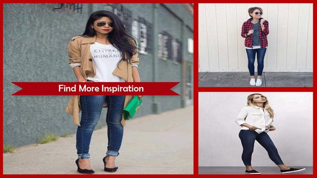 Charming Casual Style Outfits Ideas screenshot 1