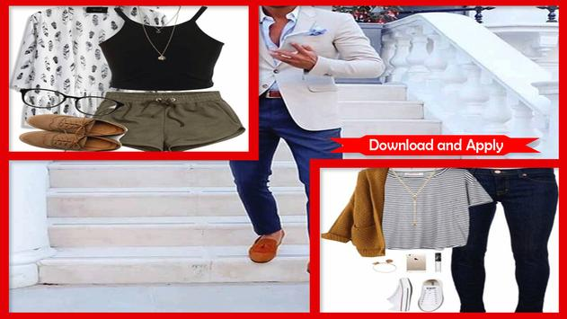 Charming Casual Style Outfits Ideas screenshot 2