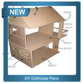 DIY Dollhouse Plans icon