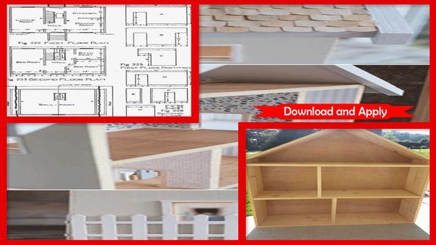 DIY Dollhouse Plans screenshot 2