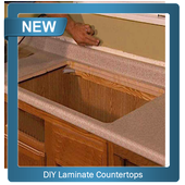 DIY Laminate Countertops icon