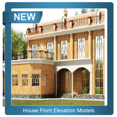 House Front Elevation Models icon