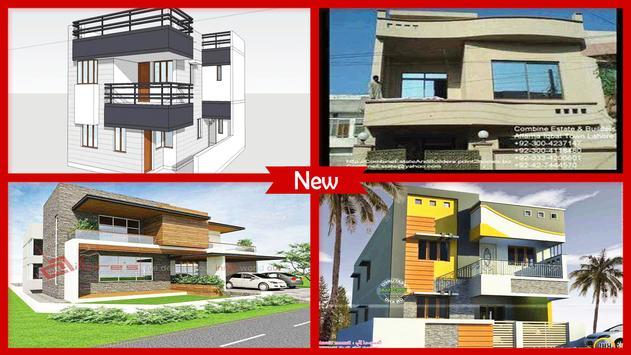 House Front Elevation Models poster