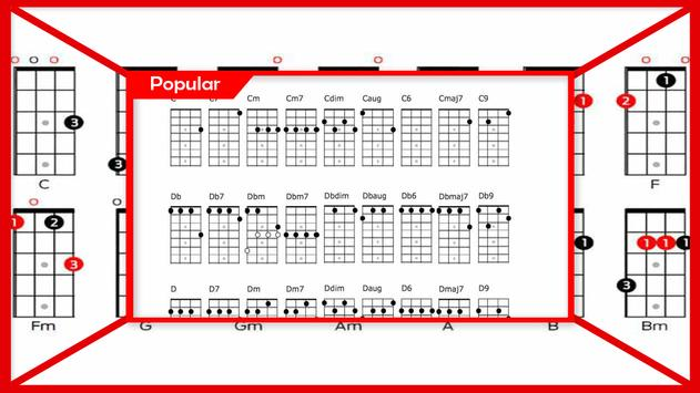 Ukulele Chords Chart For Android Apk Download