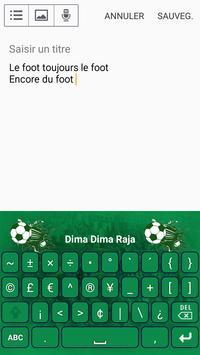 Clavier Rajawi apk screenshot