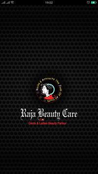 Raja Beauty Care poster