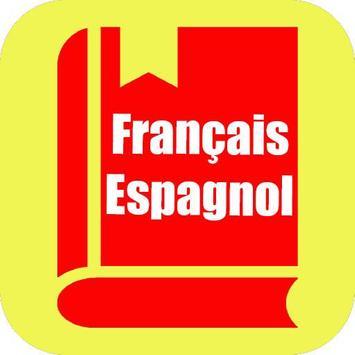 Dictionnaire Français Espagnol poster