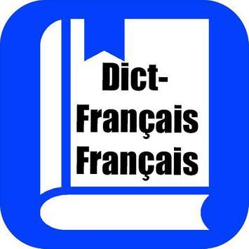 Dictionnaire français Larousse poster