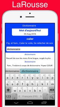 Dictionnaire français Larousse screenshot 1