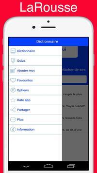 Dictionnaire français Larousse screenshot 3