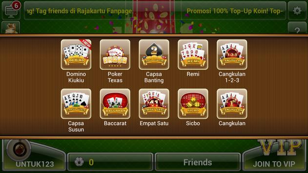 Rajakartu screenshot 1
