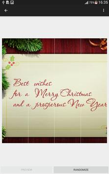 Merry Xmas Foto Frame apk screenshot