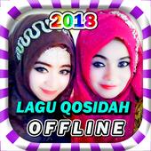 Lagu Qosidah Lengkap Offline icon