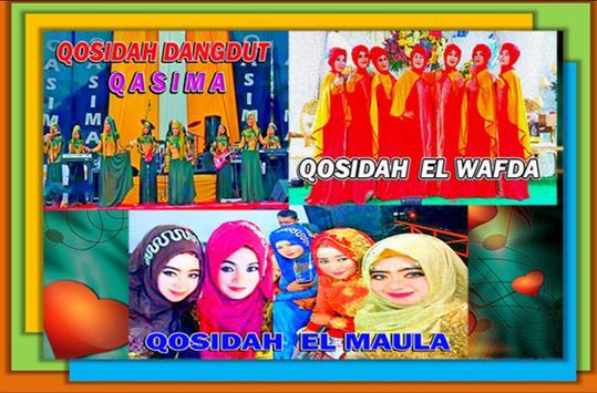Lagu Qosidah Lengkap Offline screenshot 4
