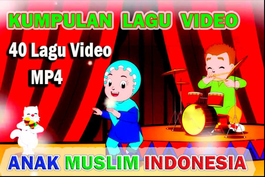 New Video Lagu Anak Muslim For Android Apk Download