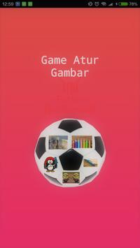Game Atur Gambar poster