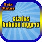 Status Bahasa Inggris icon