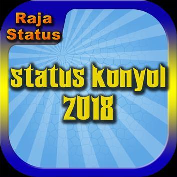 Status Konyol 2018 apk screenshot