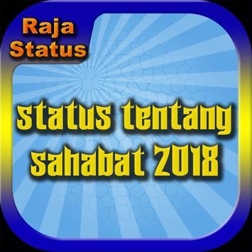 Status Tentang Sahabat 2018 poster