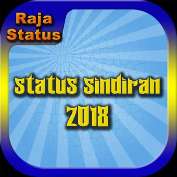 Status Sindiran 2018 screenshot 1