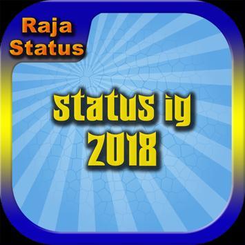 Status IG 2018 poster