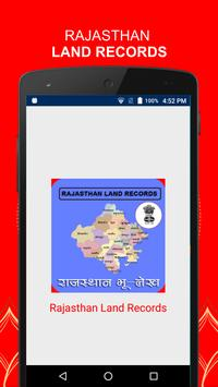 Rajasthan Land Records poster