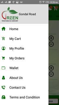 Green Veggies screenshot 1