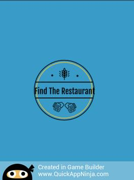 Find The Restaurant screenshot 18