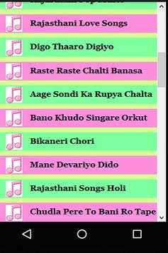 Rajasthani Funny Songs apk screenshot