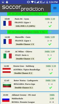 Soccer Prediction screenshot 7