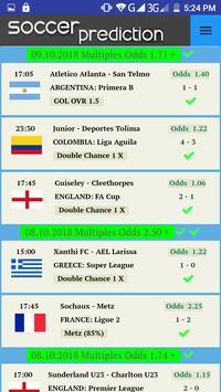 Soccer Prediction screenshot 5