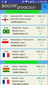 Soccer Prediction screenshot 6