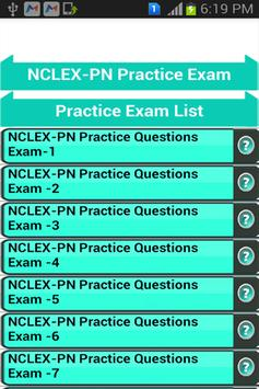 NCLEX-PN Flashcards Free poster
