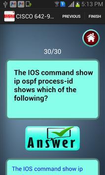 CCNP 642-902 Exam Flash cards apk screenshot