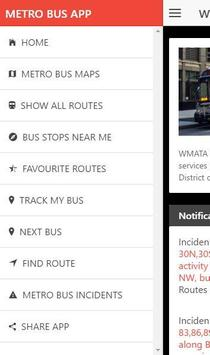 Metro Bus for VA/DC/MD for Android - APK Download