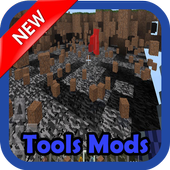 Tools MODS For MCPE+ icon