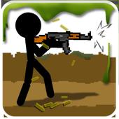 Stickman And Gun icon