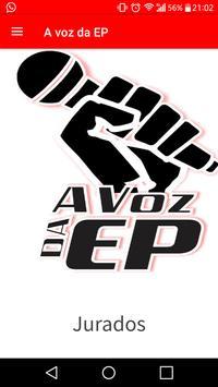 A VOZ EP poster