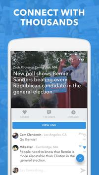 Rally - Bernie Sanders apk screenshot