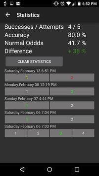 VibraCheck apk screenshot
