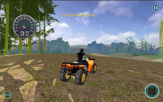 ATV Racing RB screenshot 1