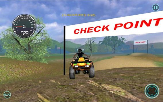ATV Racing RB screenshot 2