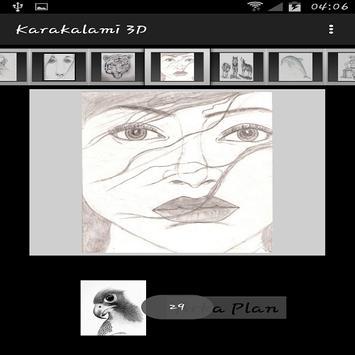Karakalemi 3D screenshot 3