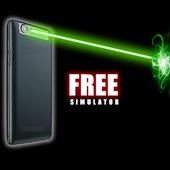 Laser Simulator FREE icon